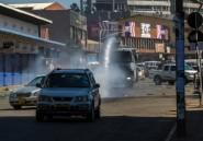 Zimbabwe: la police réprime brutalement une manifestation d'opposants