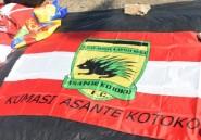 Ghana: un mort, des blessés hospitalisés après l'accident du bus d'Asante Kotoko