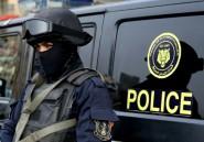 Egypte: cinq policiers tués par balles au sud du Caire