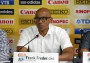Athlétisme: Fredericks suspendu