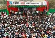 Angola: début officiel de la campagne pour les élections d'août