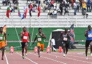 Jeux de la Francophonie: photo-finish et déception pour les Ivoiriens sur 100m masculin