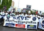 Nigeria: 500 jeunes manifestent pour abaisser les limites d'âge en politique