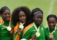 Jeux de la Francophonie: Ta-Lou et les Ivoiriens mettent le feu au stade d'Abidjan