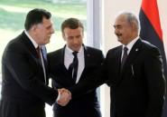 Les rivaux libyens s'engagent sur les principes d'une sortie de crise