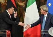 Migrants: Tripoli demande l'aide italienne dans les eaux libyennes (Gentiloni)