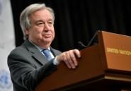 La Centrafrique risque un nouveau conflit, selon Guterres