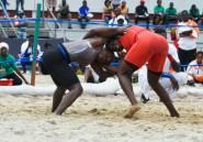 Jeux de la Francophonie: le Sénégal fait le show en lutte africaine