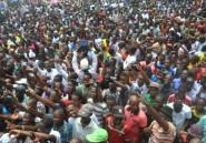 Guinée: des dizaines de milliers de manifestants pour des élections locales