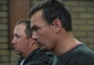 Afrique du Sud: nouvelle vidéo accablante au procès de deux fermiers blancs