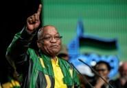 Afrique du Sud: l'ANC met en garde ses députés contre un vote anti-Zuma