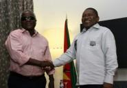 Mozambique: rencontre entre le président et le chef de l'opposition pour la paix
