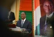 Côte d'Ivoire : le président promet d'investir dans l'armée pour ramener la sécurité