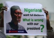 """""""Revenez ou démissionnez"""", demandent les Nigérians au président Buhari"""