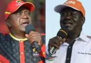 Les Kényans aux urnes pour des élections