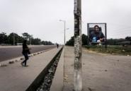 """Ville morte"" en RD Congo: Kinshasa au ralenti"