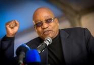 Afrique du Sud: les temps forts de la présidence Zuma