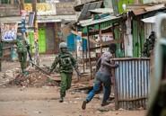 Le Kenya suspendu