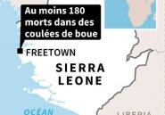 Inondations en Sierra Leone: le bilan monte