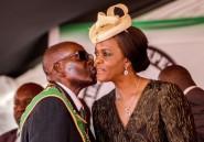 Afrique du Sud: soupçonnée d'agression, l'épouse de Mugabe se rend