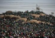 Cinq ans après le massacre de Marikana, les mineurs sud-africains demandent toujours justice