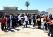 Libye: 135 migrants nigérians rapatriés