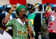 L'opposition sud-africaine demande l'arrestation de Grace Mugabe