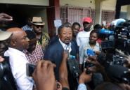 """Ping demande aux Gabonais """"de se lever comme un seul homme"""" contre Bongo"""