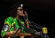 Grace Mugabe, soupçonnée d'agression en Afrique du Sud, est rentrée au Zimbabwe