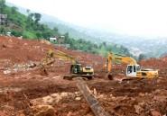 Inondations en Sierra Leone: 499 morts, selon la morgue centrale