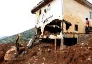 Sierra Leone: l'école engloutie des faubourgs de Freetown