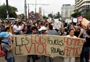 Maroc: manifestation contre les violences sexuelles