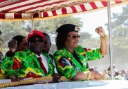 Première apparition publique de Grace Mugabe depuis son scandale en Afrique du Sud