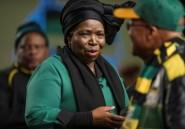 Afrique du Sud: l'ex-épouse de Zuma se défend de vouloir le protéger