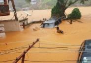 Inondations en Sierra Leone: au moins 19 corps retrouvés en Guinée