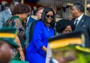 Au Zimbabwe, manifestation de soutien
