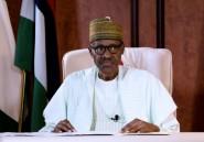 Le président nigérian assiste