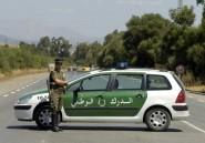 Algérie: deux policiers tués dans un attentat suicide