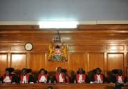 Le président de la Cour suprême kényane a deux maîtres: Dieu et la Loi