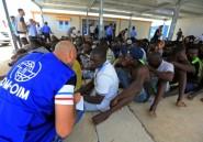 Guinée: 132 migrants rapatriés de Libye par l'OIM