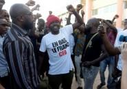Expulsé du Sénégal, le polémiste controversé Kémi Séba est arrivé