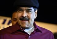 Le président vénézuélien Maduro en visite