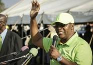 Le leader de l'opposition zimbabwéenne hospitalisé en Afrique du Sud