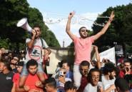 Tunisie: manifestation contre une loi controversée d'amnistie