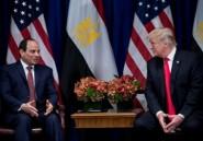 Egypte: Trump envisage de relancer l'aide militaire américaine