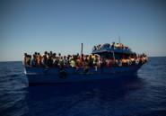 Libye: plus de 100 migrants disparus après un naufrage au large des côtes