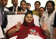 L'Egyptienne qui pesait 500 kg est décédée dans un hôpital d'Abou Dhabi