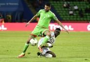Mondial-2018: l'Algérie sans Mahrez face au Cameroun