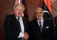 Libye: Boris Johnson critiqué pour une sortie sur des cadavres