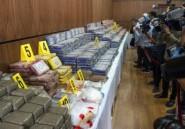 Maroc: saisie record de cocaïne, 13 personnes arrêtées
